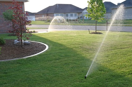 Advanced Irrigation Water Installation
