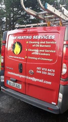 Oil Burner repairs County Cavan
