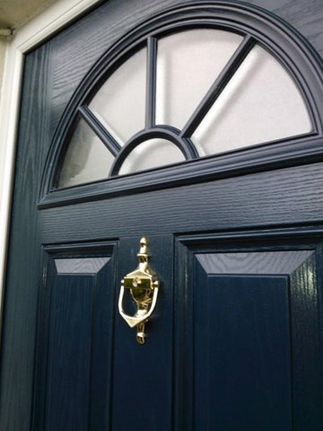 Image of uPVC door in Tallaght installed by Morris Windows & Doors, uPVC doors in Tallaght are supplied and installed by Morris Windows & Doors