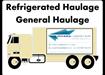 Refrigerated Transport,  O'Hara Logistics
