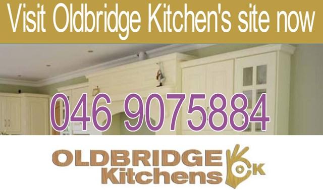 oldbridge kitchens meath logo