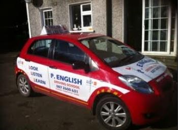 High first time driving test pass rate, County Wexford