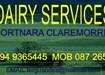 O'Dea DAIRY SERVICES