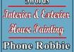 Painter Swords. Robbie The Painter