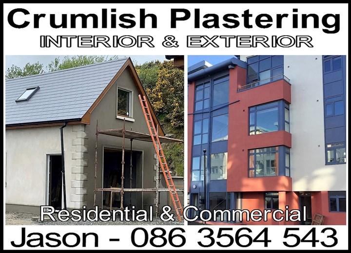 Plasterer Donegal logo