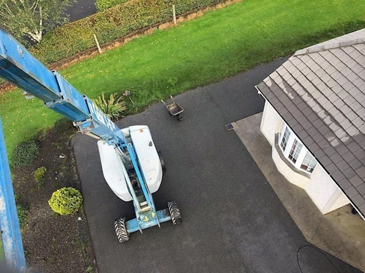 Commercial Power Washing Galway