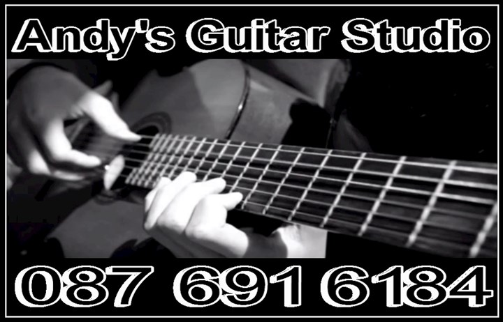 Private guitar lessons Galway