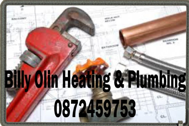 billy olin heating, plumbing and building services