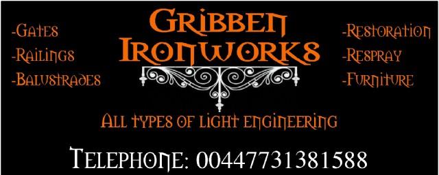 Gribben Ironworks Gate Restoration and Respraying