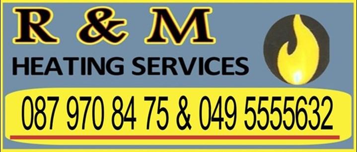 R&M heating oil burners repairs Cavan.