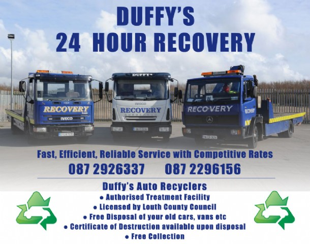 Automotive Recovery Service