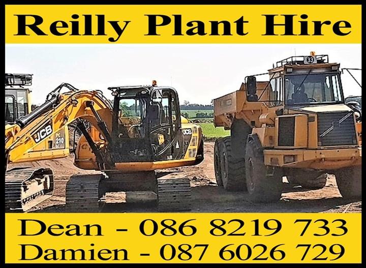 Plant hire Trim