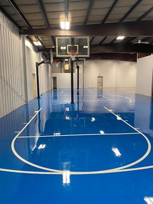Commercial resin floors Offaly