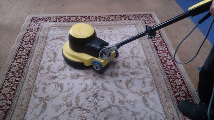 Domestic carpet cleaning in Waterford