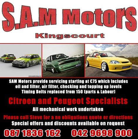 Auto Repairs, Auto sales
