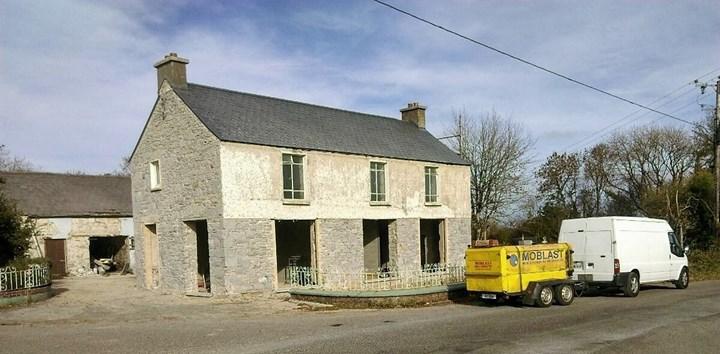 stone restoration Cork