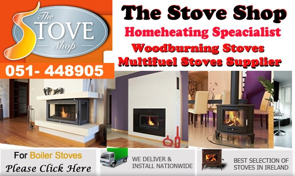 The Stove Shop Wexford.