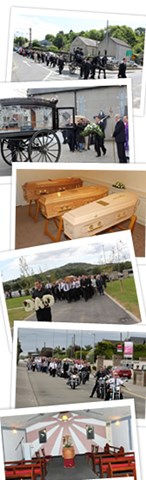 Civil funerals and Non denominational funerals wexford