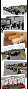 Civil funerals and Non denominational funerals wexford