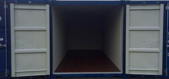 Temporary storage and long-term storage