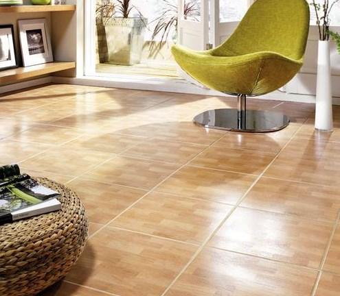 Floor stick on tiles