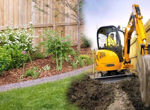 Garden clearance services in County Carlow