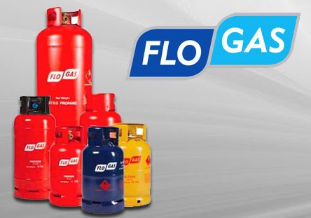 Flogas authorized bottled gas provider John Joyce Sand and Gravel Carlow.