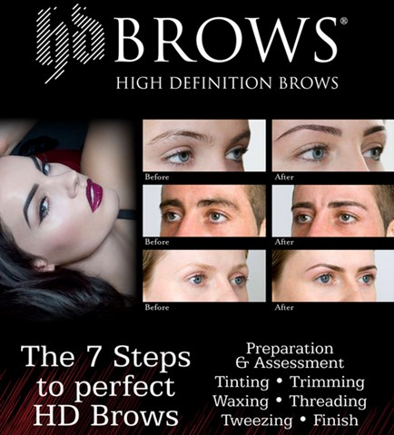 High Definition Brows ( HD Brow ) in Carlow
