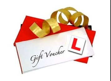 Driving lesson gift vouchers County wexford