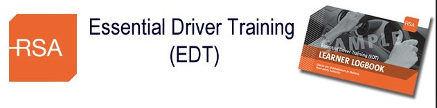 Twelve lessons plan in the Essential Driver Training (EDT) Syllabus, Wexford.