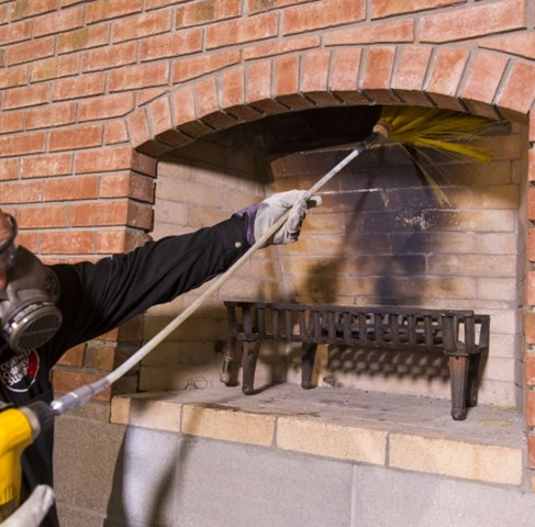 power chimney sweep services in Kilkenny.