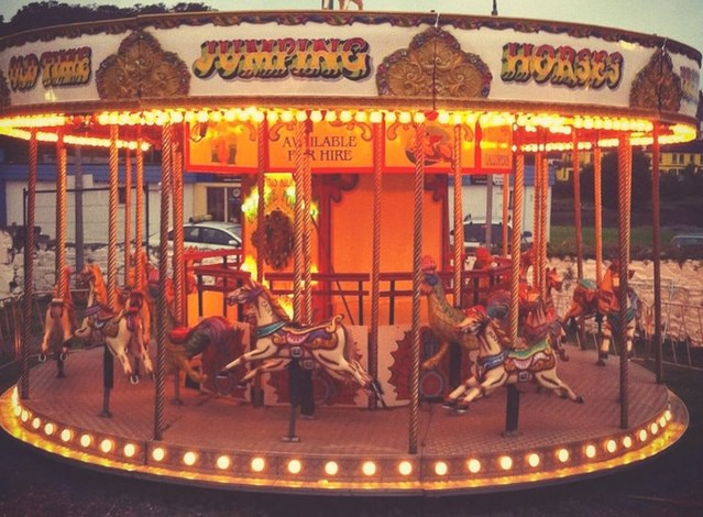 Carousels for hire East Cork.