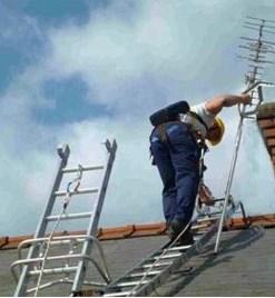 Kinnegad TV Aerial repair service.