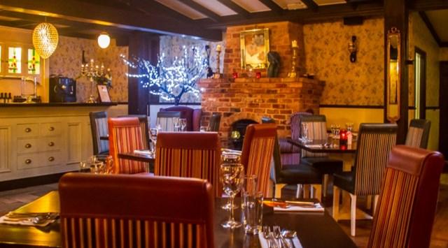 County Cavan one hundred-seat award winning restaurant.