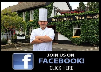 Chef and Proprietor Fergus Murphy restaurant Cavan.