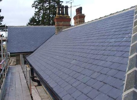 Roofing contractor in Dublin 7.