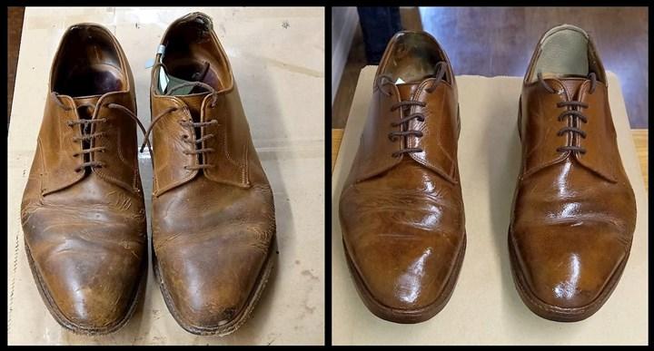 Repaired shoes in Mullingar
