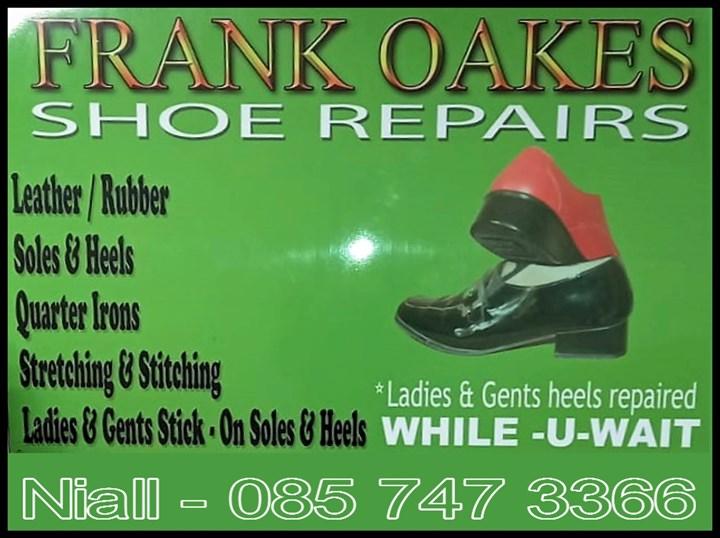Shoe repair Mullingar