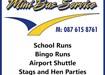 Minibus Hire Portlaoise, Bowe's Mini Bus Service