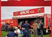 Mobile Apache Pizza Catering.