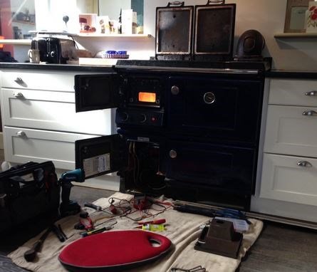 Oil cooker and range cooker repairs Tipperary.