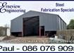 Steel Building Fabrication Cavan