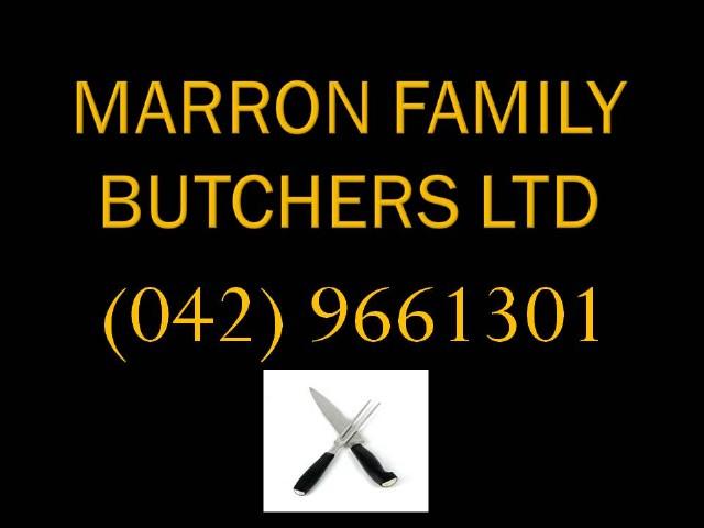 butcher carrickmacross