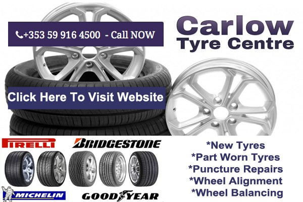 Tyre Centre in Carlow..