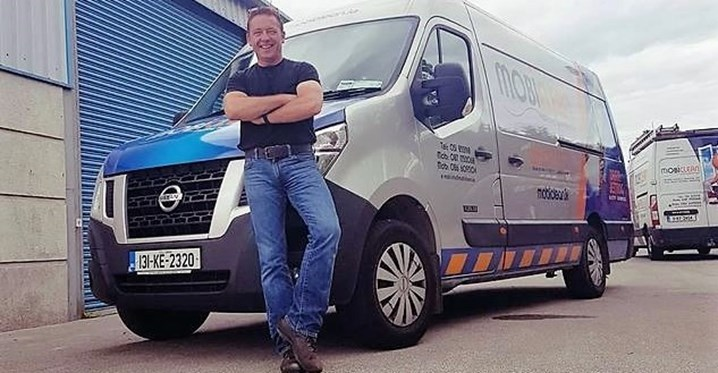 Carpet cleaning Waterford owner