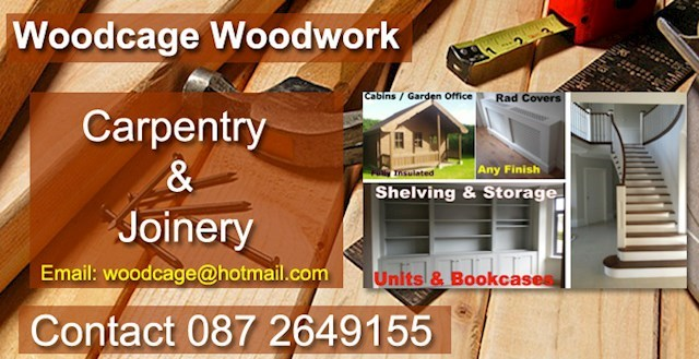 Staircases, Wooden Floors, Carpenter, Donegal